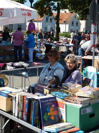 Flohmarkt spd frauen griesheim