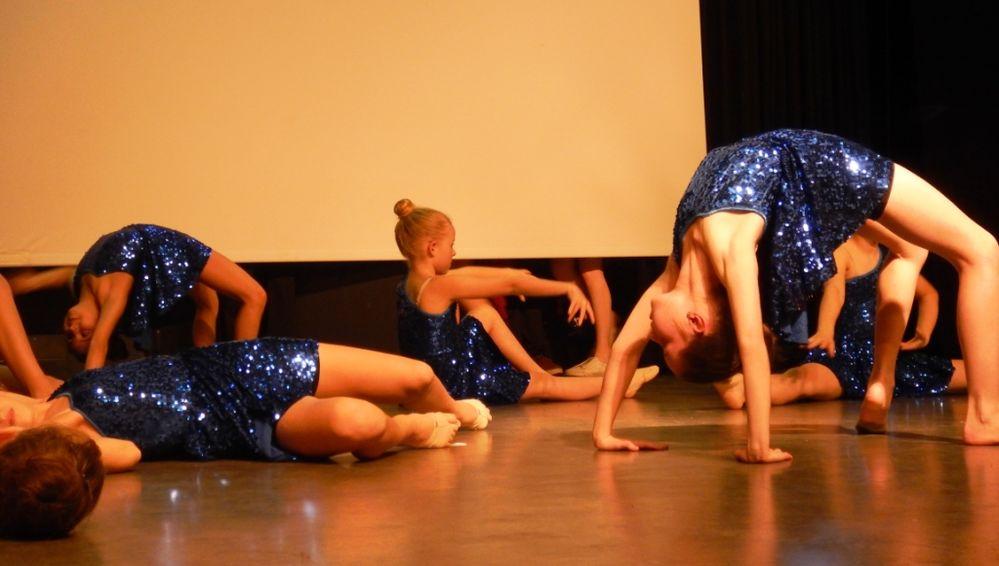 Kleine Tänzerinnen ganz groß!
